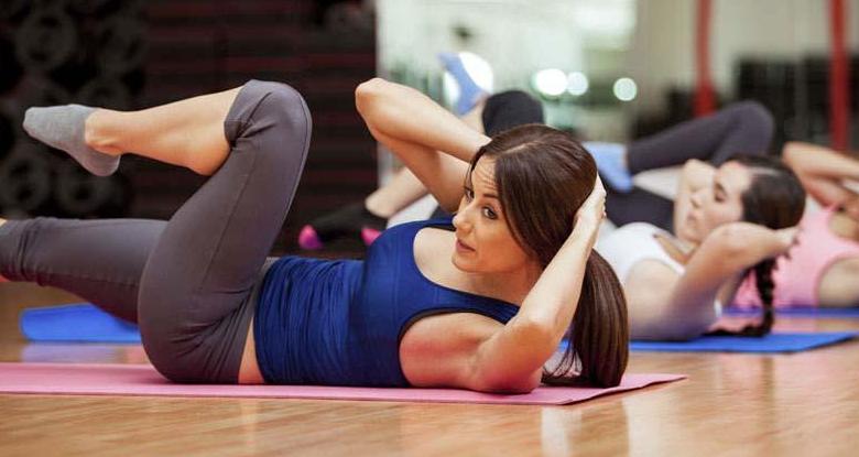 Consejos para realizar abdominales correctamente