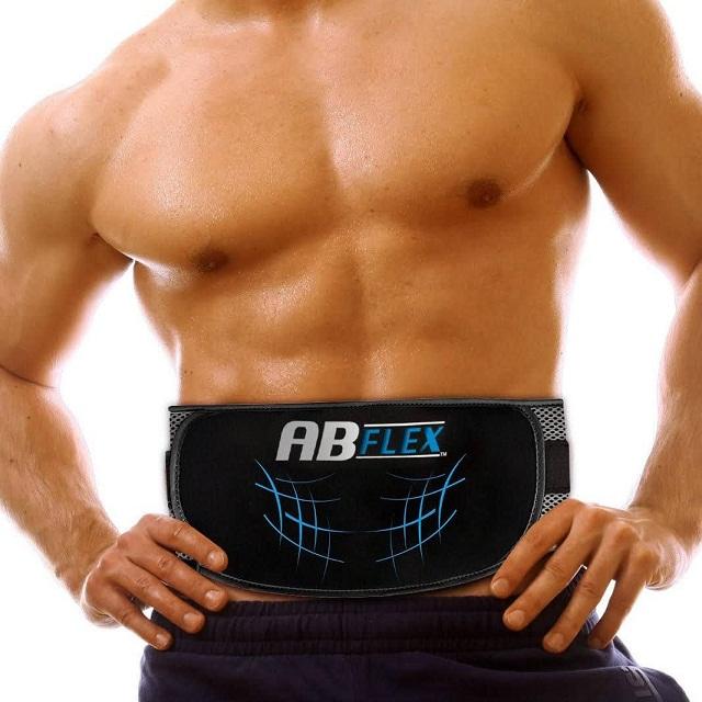 Ab Flex Estimulador Muscular