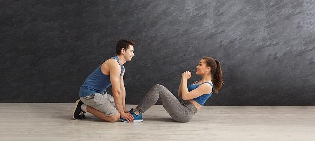 Mejora el sexo con tu pareja con unos buenos ejercicios abdominales