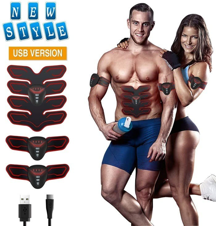 electroestimulador muscular NOWKIN EMS